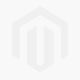 Charlotte Ribbed Glass Heritage Pendant in Gold