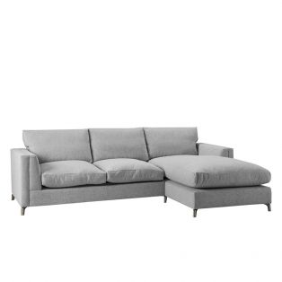 Chris Right Hand Chaise Sofa Bed