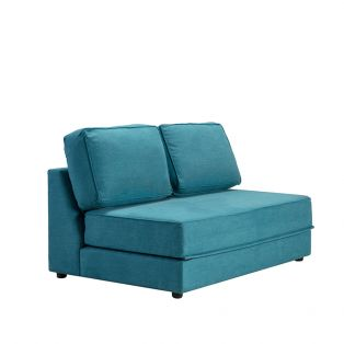 Dacre Three-Seater No Arms Sofa Bed