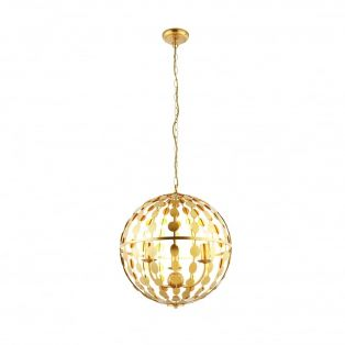 Ciara Small Sphere Ceiling Pendant