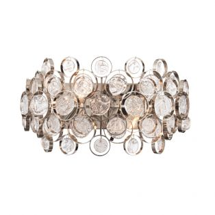 Gillian Handmade Glass Wall Lamp