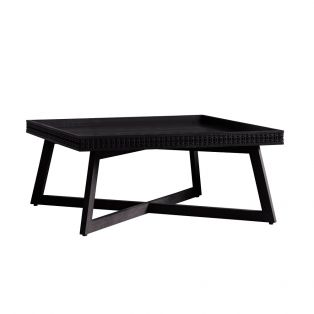 Sadie Coffee Table in Charcoal
