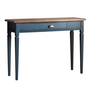 Sienna Console Table in Myrtle Green