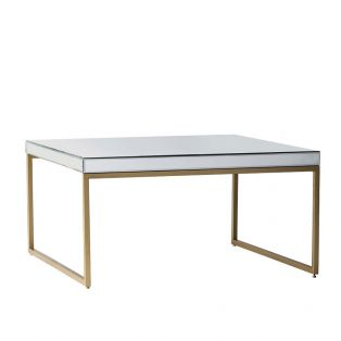 Damsay Coffee Table in Champagne