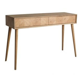 Finn Console Table with Two Drawers