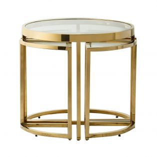 Alexis Round Side Table