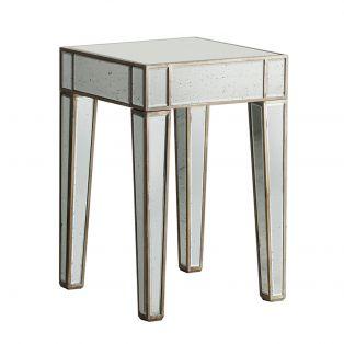 Saina Patina Side Table