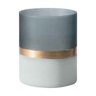 Marbury Large Frosted Votive