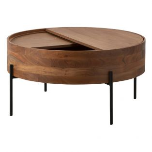 Rollet Acacia Coffee Table