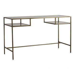 Marshall Desk in Bronze
